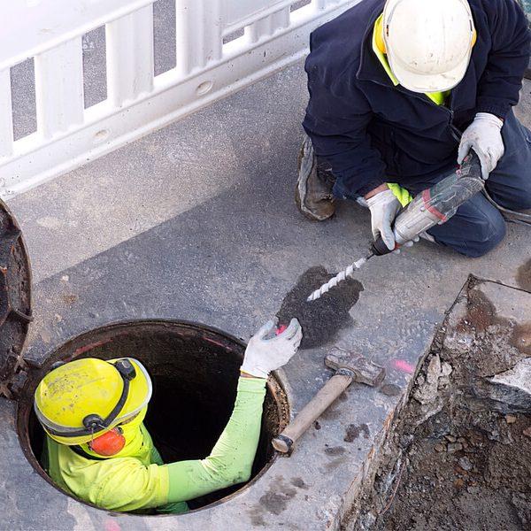 Odvetranie kanalizácie Bratislava TOP krtkovanie